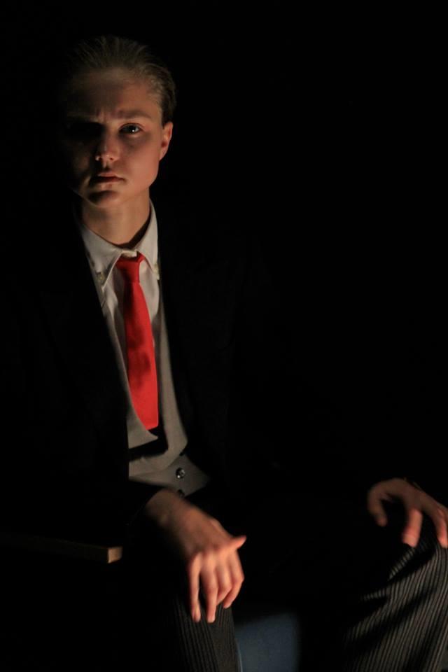 Max Beckmann Self Portrait In Tuxedo
