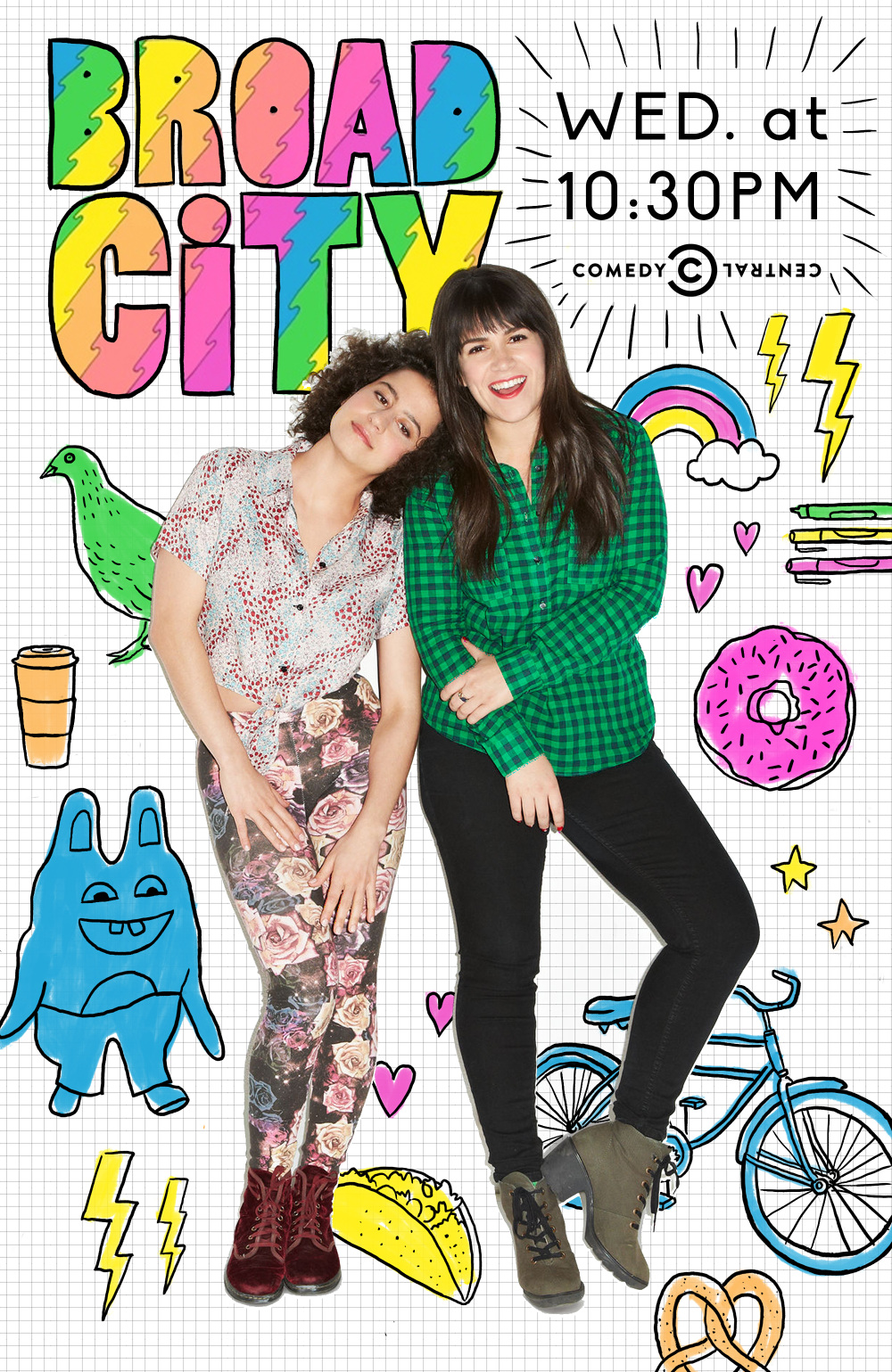 Broad City  1ª a 2ª Temporada – Dublado / Legendado Em HD